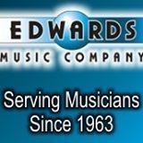 Edwards Music Co. Company Logo