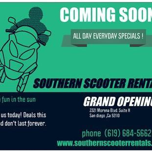 Home 24 Hour Scooter Rental Southern Scooter (@SoScooterRental) | Twitter