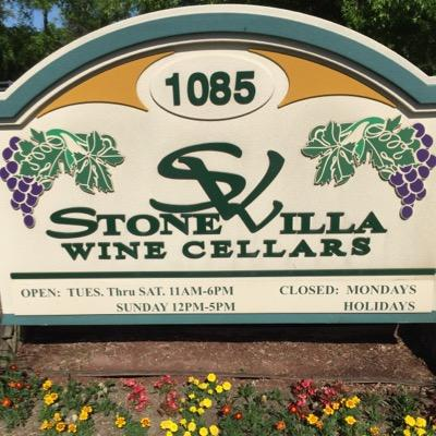 stone villa winery