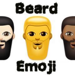 beard emoji beard emoji twitter