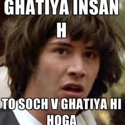 Ghatiya Soch on Twitter: