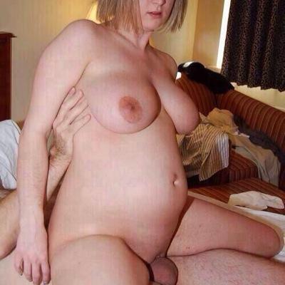 беременная с большой грудью порно