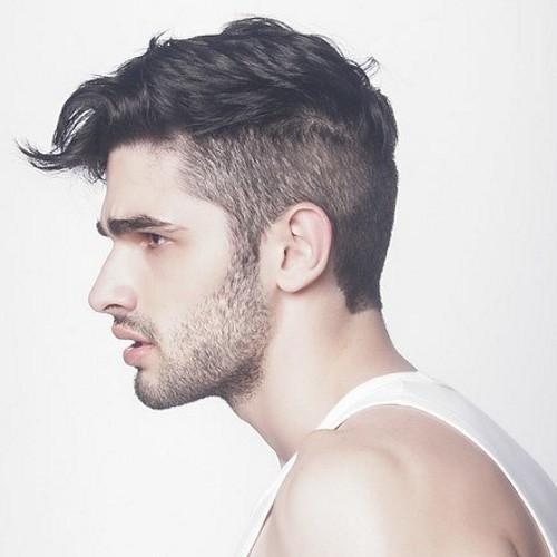 Peinados hombre hombrepeinados twitter - Peinados de hombre modernos ...