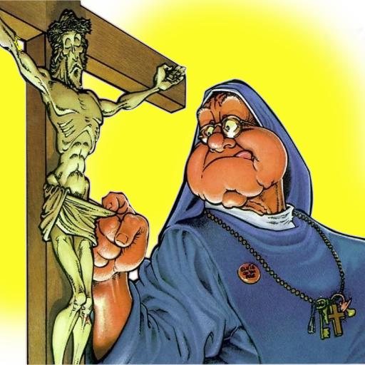 Le blasphème C sacré