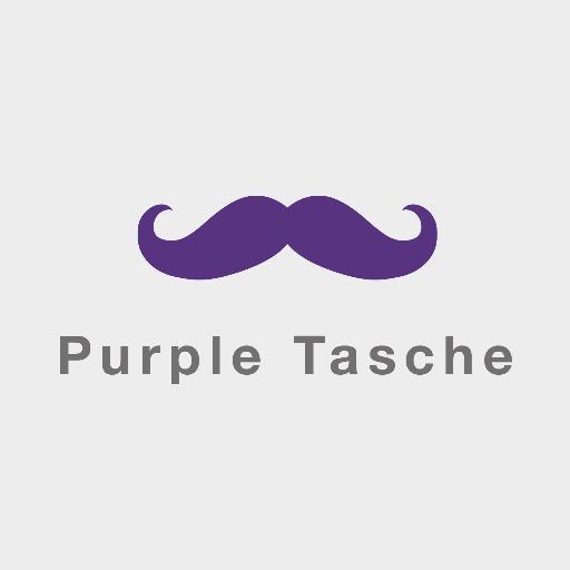 Purple Tasche