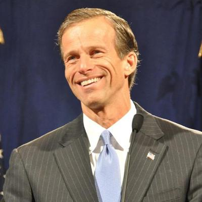 John Thune (@johnthune) Twitter profile photo