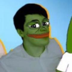 Dan As Pepe The Frog