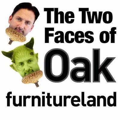 Superior OAK FURNITURE LAND