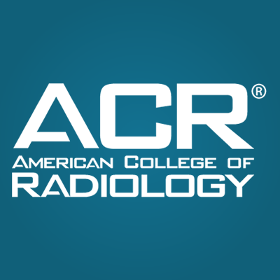 Image result for acr american college of radiology