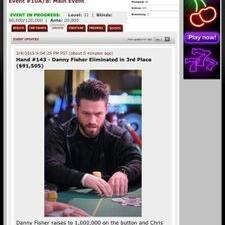 Danny Fisher Luckyfish11