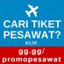Tiket Pesawat Promo