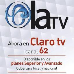 Media Tweets by Ola Tv HD Canal 62 (@OlaTvHD62) | Twitter