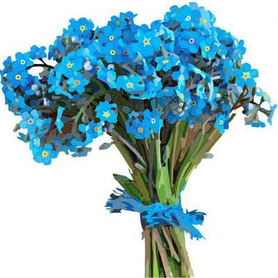 blue flowers org blueflowersorg twitter