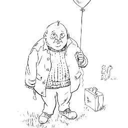 The Balloon Man (@johnnicollques1) | Twitter