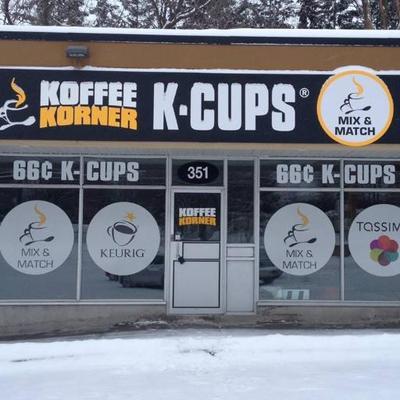 k cups ottawa