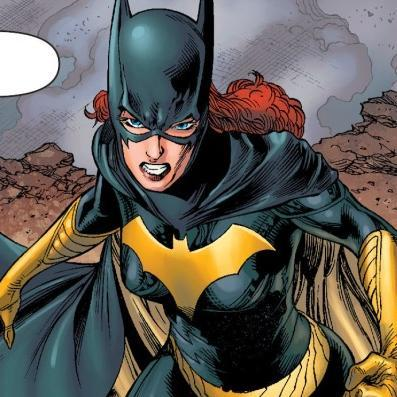 barbara gordon wife