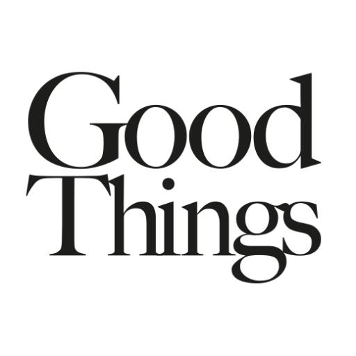 Good things magazine goodthingsuk twitter - Nice things are nice ...