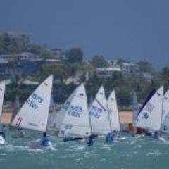 Sabot Sailing