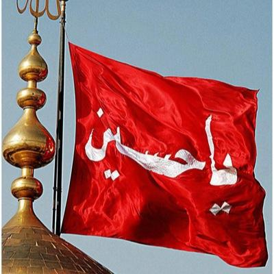 Ya Hussain Flag Media Tweets by Labaik...
