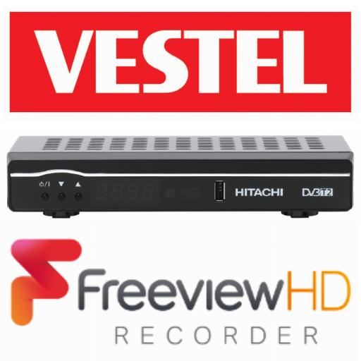 Vestel Freeview+ PVR on Twitter: