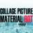 コラ画像素材bot