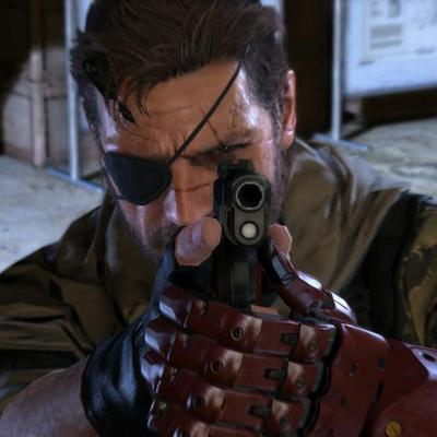 naked snake scientist by - photo #30