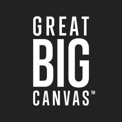 great big canvas greatbigcanvas twitter