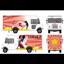 Sakura Food Truck