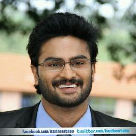 FLASH SUDHEER BABU ANNOUNCES KRISHNA BIO POIC!