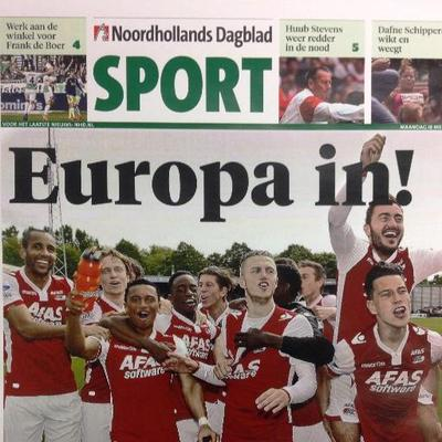 "nh dagblad over az on twitter: ""slordig az wint makkelijk https://t"