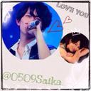ka(・ω・)na (@0509Saika) Twitter