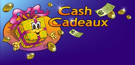 Cash Cadeaux