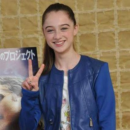 raffey cassidy official instagram