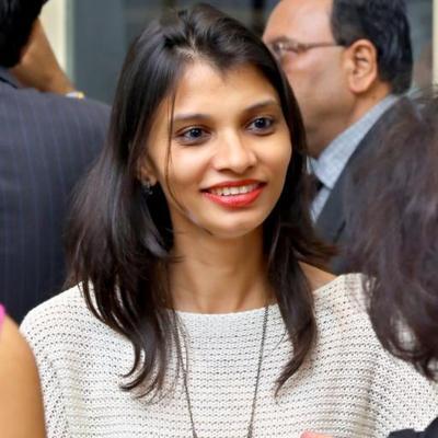 megha parte's Twitter Profile Picture
