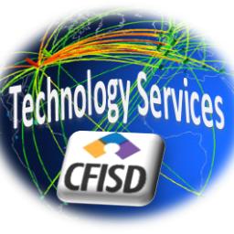 CFISD Technology Services (@cfisdts) Twitter profile photo