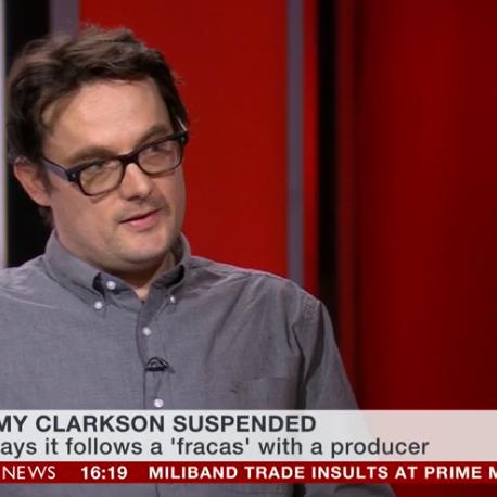 Deputy TV editor, The Times