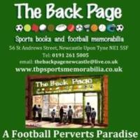 BackPageNewcastle