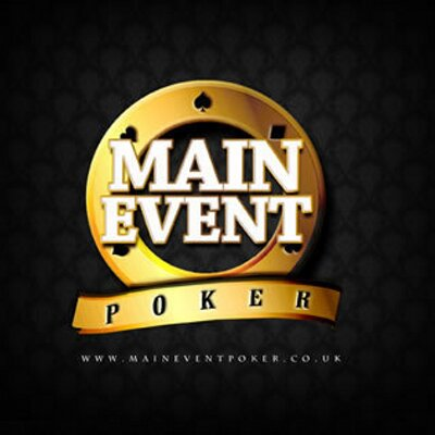 the main event poker