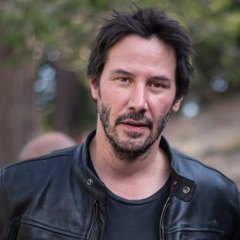 Keanu Reeves (@mrkreev...