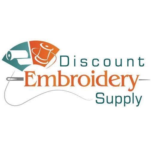 Discount Embroidery Disembroideryco Twitter
