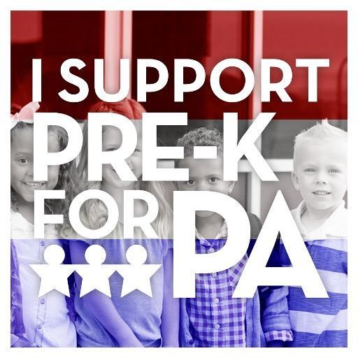 Pre-K for PA (@PreK4PA )