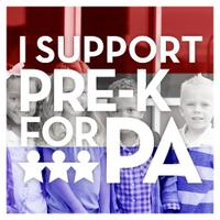 Pre-K for PA (@PreK4PA) Twitter profile photo