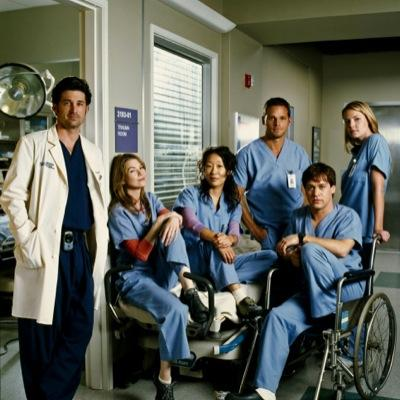 "Greys Anatomy on Twitter: ""THE ORIGINAL 5 INTERNS http://t ..."