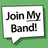Join My Band Ads twitter profile