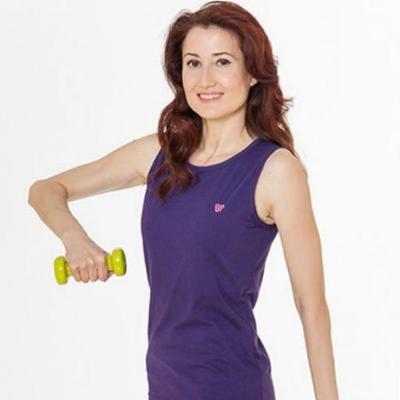 ejercicios para adelgazar brazos y espalda dakidissa