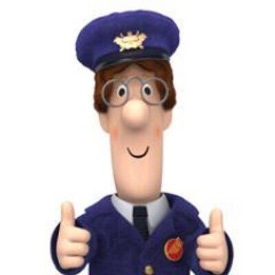 Postman Pat PattheSavage  Twitter