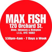 Max Fish Bar | Social Profile