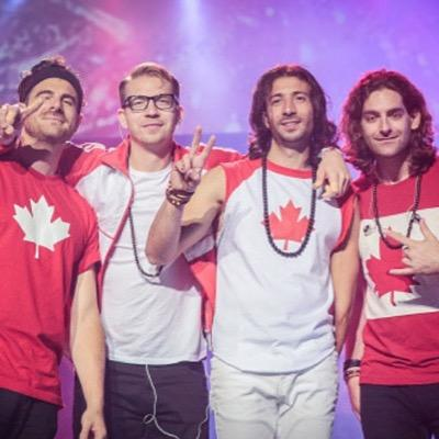 """MAGIC! Fans Canada on Twitter: """"@ournameisMAGIC Single of ..."""