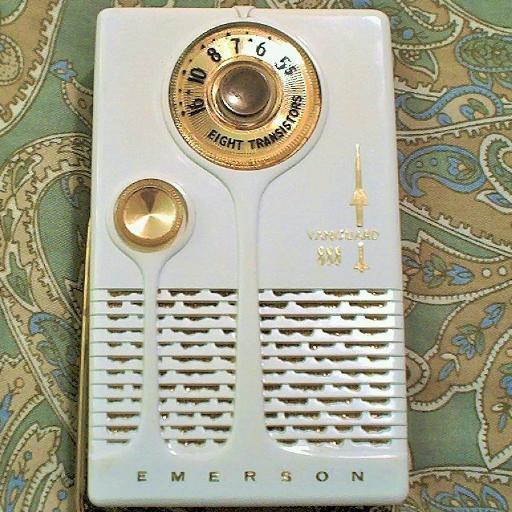 Vintage Radio Man