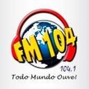 Rádio FM 104 (@104radio104) Twitter